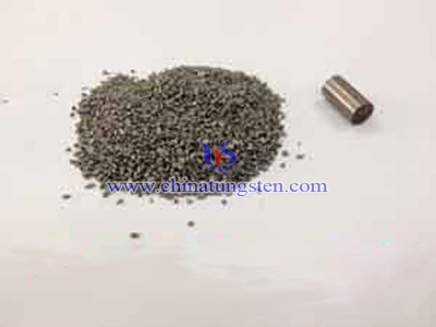 Tungsten Granule Picture